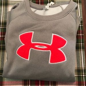 New without tags - under Armour sweatshirt